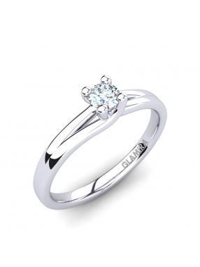 GLAMIRA Ring Bridal Heaven 0.16crt