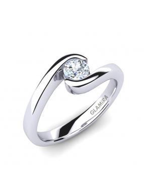 GLAMIRA Ring Bridal Luxuy 0.25crt