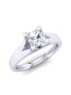 GLAMIRA Ring Alvina 0.93crt