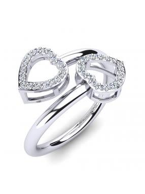 GLAMIRA Ring Albus