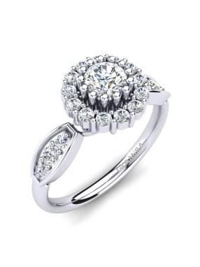 GLAMIRA Ring Ciclamen
