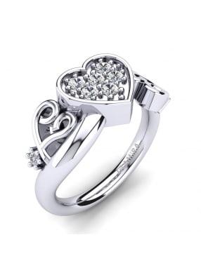 GLAMIRA Ring Lobata
