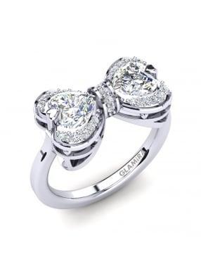 GLAMIRA Ring Oblangus