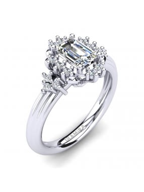 GLAMIRA Ring Obtuse