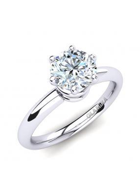 Glamira Ring Jemma 0.8 crt