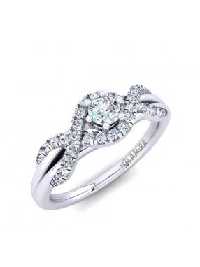 Glamira Ring Jilessa 0.16 crt