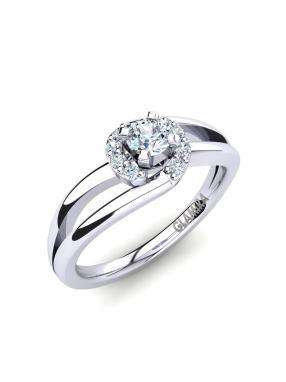 Glamira Ring Kylie 0.16 crt