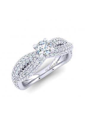Glamira Ring Mackenzie 0.25 crt