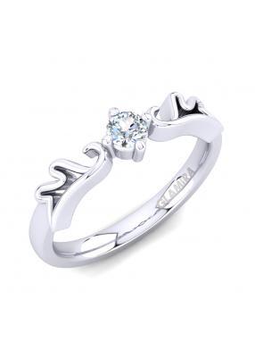 Glamira Ring Maya 0.16 crt