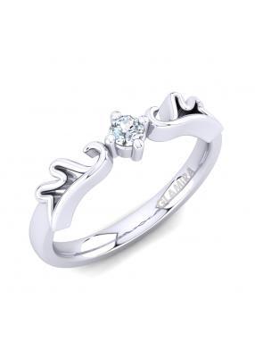 Glamira Ring Maya 0.1 crt