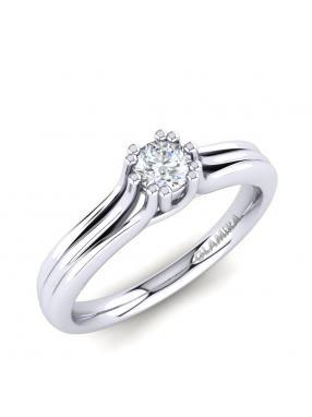 Glamira Ring Arian 0.16 crt