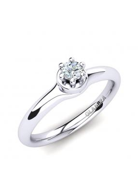 Glamira Ring Almira 0.1 crt