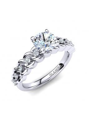 Glamira Ring Amora 0.8 crt