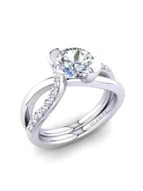 Glamira Ring Nery 1.0 crt