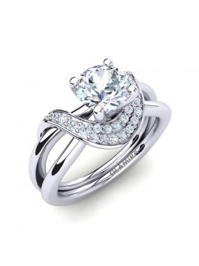 Glamira Ring Alasha 0.8 crt