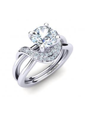 Glamira Ring Alasha 1.0 crt
