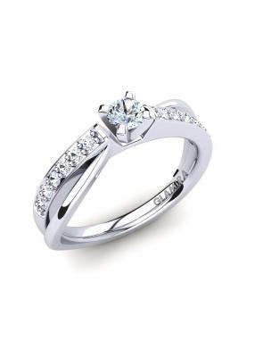 Glamira Ring Viviette 0.16 crt