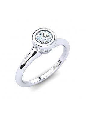 Glamira Ring Fidelia 0.25 crt