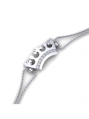 GLAMIRA Bracelet Plana
