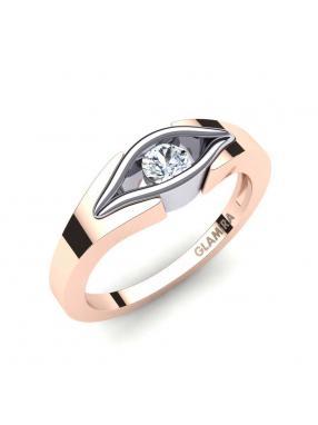 Glamira Ring Samy 0.16 crt