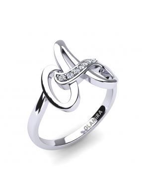 Glamira Initialen Ringe A
