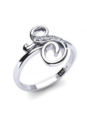 Glamira Initialen Ringe S