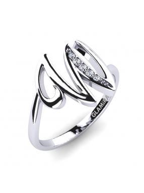 Glamira Initialen Ringe W