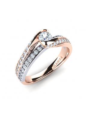 Glamira Ring Clariss 0.16 crt