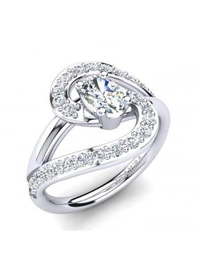 GLAMIRA Ring Reine