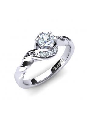 GLAMIRA Ring Leona 0.25crt