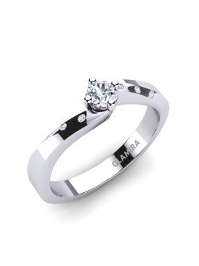 GLAMIRA Ring Phillipa 016crt