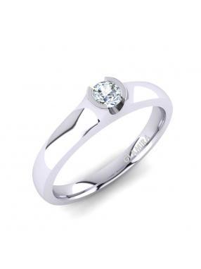 GLAMIRA Ring Sabrina 01crt