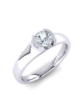 GLAMIRA Ring Sabrina 025crt