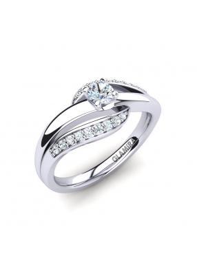 Glamira Ring Sydney 0.16 crt