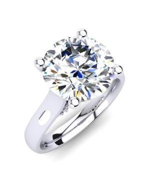 GLAMIRA Ring Violet 3.0 crt