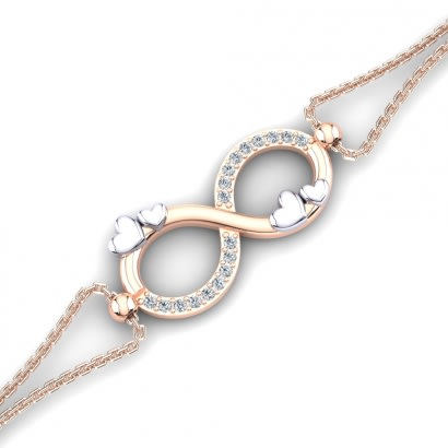 GLAMIRA Bracelet Alder