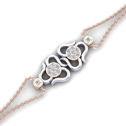 GLAMIRA Bracelet Asfer