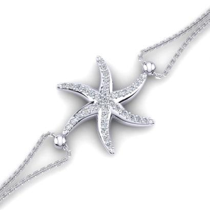 GLAMIRA Bracelet Jannat