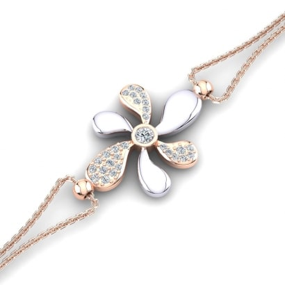 GLAMIRA Bracelet Nahal