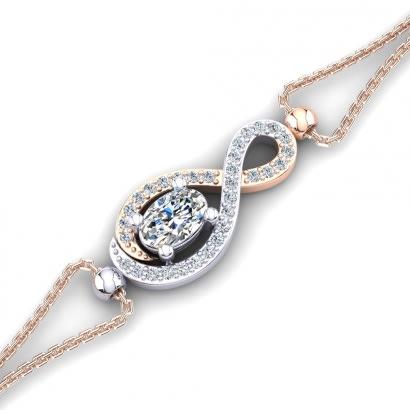 GLAMIRA Bracelet Negeen