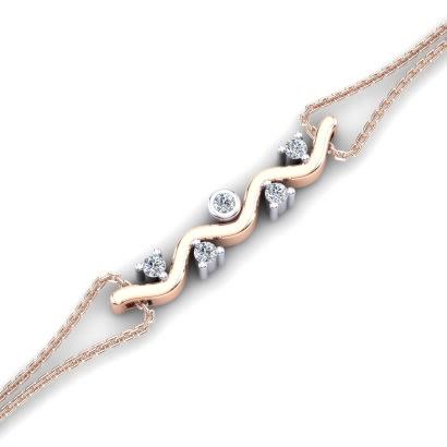 GLAMIRA Bracelet Roya