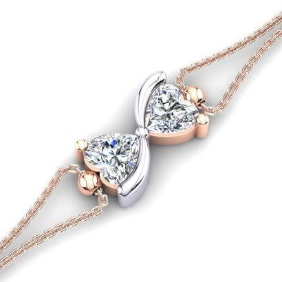 GLAMIRA Bracelet Soheila