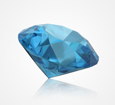 Blauwe Topaas