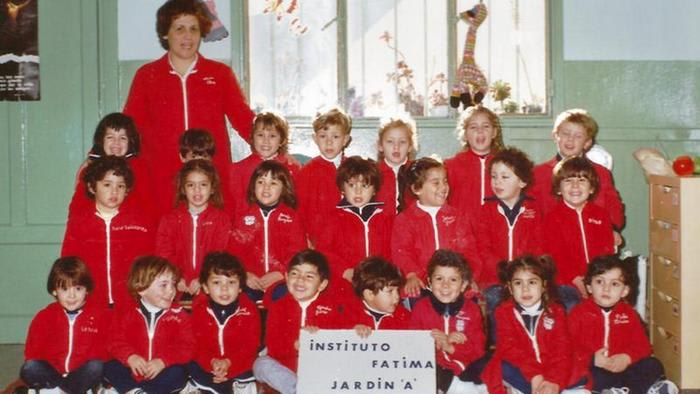 Jardín de infantes en el Instituto Fátima (Foto: Mariana Cámpera/Voz de Croacia)