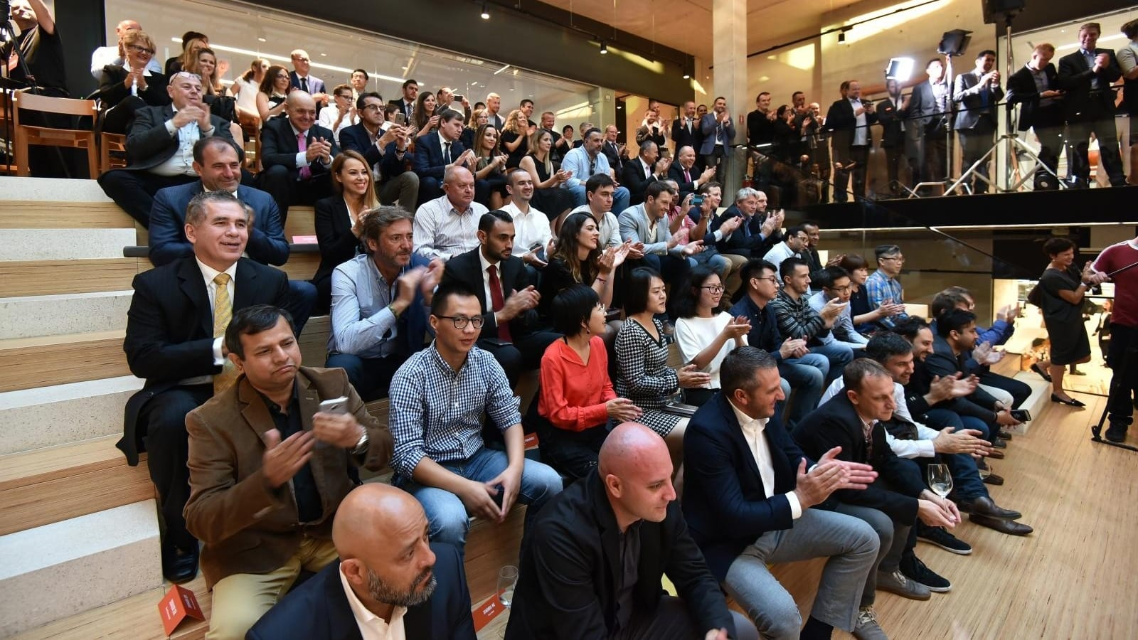 The opening of the new Pange Infobip campus. (Photo: Dusko Marusic/PIXSELL)