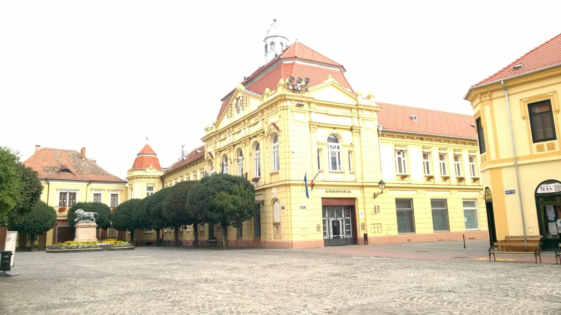 Die Stadt Szigetvár (Foto: TončI Petrić/Stimme Kroatien)