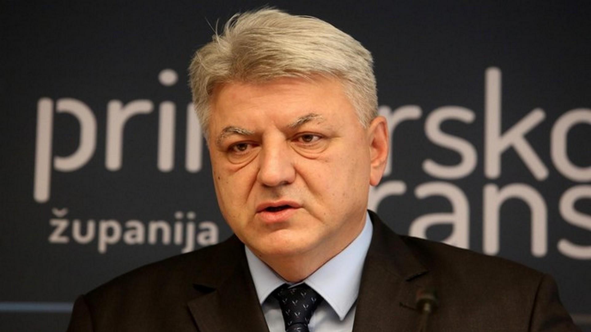 Zlatko Komadina del SDP. (Foto: GoranKovacic/PIXSELL)