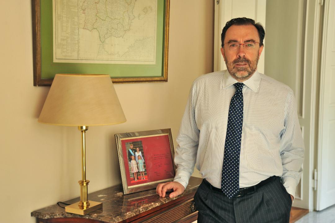 Embajador del Reino de España