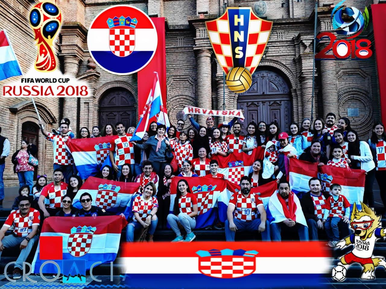Croatas en Santa Cruz