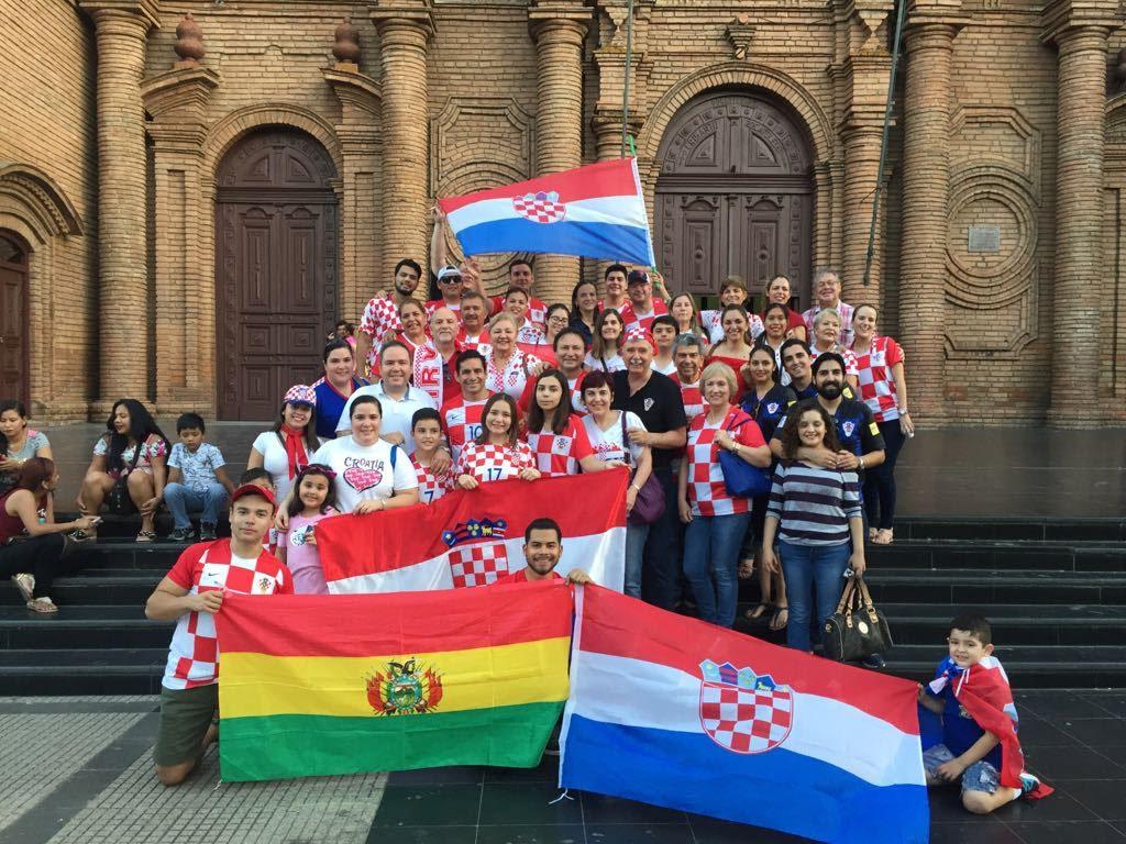 Comunidad croata en Santa Cruz, Bolivia